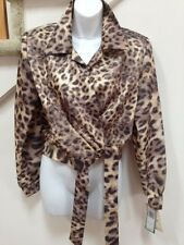 PATRA  Jacket Size 10, Animal Print