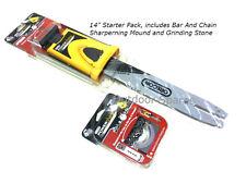 "14"" Oregon PowerSharp Chainsaw Sharpening Starter Kit For Stihl Saws Listed"