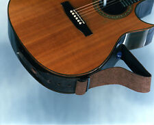 NeckUp Neck Up GUITAR SUPPORT Leather Strap Black NEW Made in USA