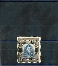CHILE Sc C4(MI 145)**F-VF NH 1927 1P60C/10C AIRMAIL SIGNED BLOCH, OTHERS, $1200