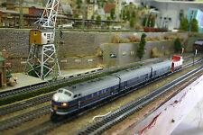 Marklin 37618 HO  Baltimore & Ohio Railroad Gl M EMD, F 7 Locomotive, MFX, Sound
