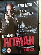 Luke Goss INTERVIEW WITH A HITMAN ~ 2011 British Crime Thriller | UK DVD