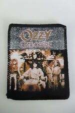 Ozzy Osbourne no rest for the wicked vintage music patch Sew On