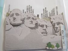 JOLEE'S BY YOU MOUNT RUSHMORE USA NON ADHESIVE Craft Dimensional Embellishment