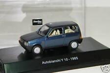 STARLINE - AUTOBIANCHI Y10 1985 BLEU