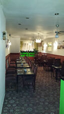 HIGH STREET RESTAURANT AND ACCOMMODATION IN W YORKSHIRE FOR SALE. RENT 250/WEEK