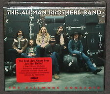 ALLMAN BROTHERS BAND The Fillmore Concerts 2-CD 1992 US-Import w/ Slipcase MINT