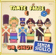 """COMPILATION """" TANTE FIABE E UN GIROTONDO """" LP NUOVO RICORDI 1970"""