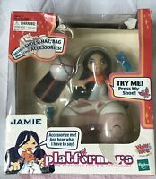 Platformers Jamie Doll With Accessories #3050 Talking 2002 Hasbro Wow Wee RARE