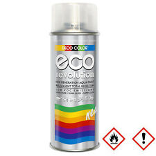 1 x 400ml Klarlack Eco Lackspray Lack Wasserbasis Styropor Farblos Klar 16229