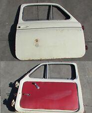 Portiera anteriore destra dx per Fiat Nuova 500 1957- usata (15624 300-A)