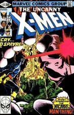 Uncanny X Men 144 Even In Death... Marvel Comics NM Stock Image Chris Claremont
