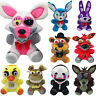 Five Nights at Freddy's Plush Toy Stuffed Doll Collectible Freddy Bonnie Kids