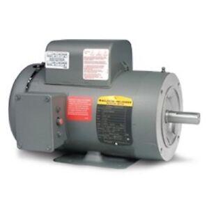 PCL3519M 3 HP, 3600 RPM NEW BALDOR ELECTRIC MOTOR