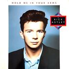Rick Astley LP Hold Me In Your Arms - Europe (EX/EX)