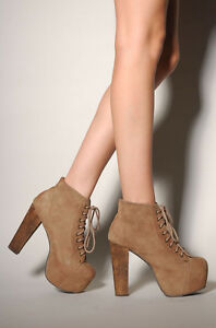 SALE!! Jeffrey Campbell Lita in Taupe