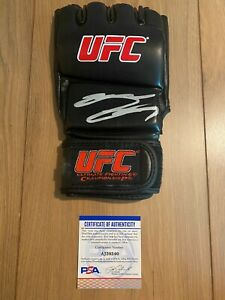 Nathan Nate Diaz Signed UFC Glove COA PSA/DNA #AJ20240 Autographed