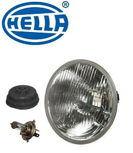 For Porsche 911 912 928 944 Headlight Conversion Kit High/Low H4 Headlight HELLA
