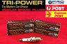 4x IRIDIUM SPARK PLUGS for Holden CRUZE JH 1.6L Turbo or 1.8L 03/11-on TPX007