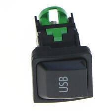 USB Housing Switch Adapter For Volkswagen Golf Mk6 Scirocco Jetta Mk5 5KD035726A