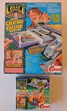 VTG Creepy Crawlers Creature Creator Workshop with Scorpion 3-D Kit GRAND