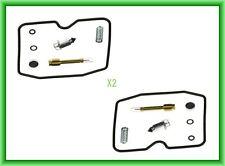 Motorcycle carburettors parts ebay ms carburetor repair kit x2 kawasaki gpz 500 r s 600 r a ninja fandeluxe Image collections