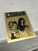 Golden Apple Card #1 - Love And Rockets Collector Card - Golden Apple Comics