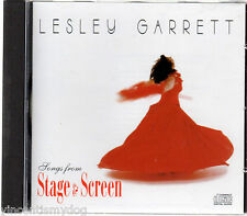 Lesley Garrett - Songs From Stage And Screen (CD)