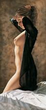"""Steve Hanks, (1949-2015), """"Her Time"""", limited edition giclee', 25""""h x 10.5""""w"""