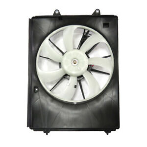 NEW A/C CONDENSER FAN RIGHT FITS HONDA PILOT 2016-2018 38615-5J6-A01 AC3113115