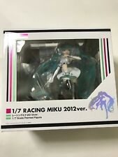 [New] Racing Hatsune Miku 2012ver. 1/7 Scale Painted PVC Figure From Japan #1054