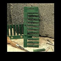 WP0610 1000 6mm Linic Fixing Masonary Plastic Wall Plugs. Free UK Postage