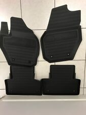 Genuine Volvo Xc60 Rubber Mat Set Black RHD 2011-2017