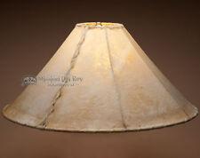 Southwestern lamp shades ebay southwestern rawhide lamp shade 22 floor aloadofball Images