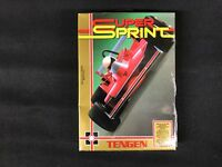 Super Sprint (Nintendo Entertainment System, 1989) Brand New Factory Sealed NES