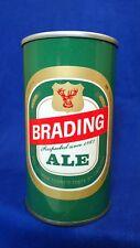 New listing Brading Ale ~ Twelve Fluid Ounces Keglined Pull Tab Can ~ Toronto Canada ~ Sweet