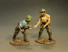 JOHN JENKINS WW1 THE GREAT WAR GWB-46 BRITISH ROYAL GARRISON ARTILLERY CREW MB