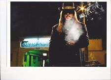 8 1/2 x 11 Glossy Photo Jimmie Van Zant {152}