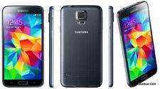 "Black Unlocked  5.1"" Samsung Galaxy S5 G900F 4G LTE Smartphone 16GB 16MP"