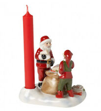 Villeroy & Boch North Pole Express Santas Geschenke Neuheit 2017 Kerzenhalter