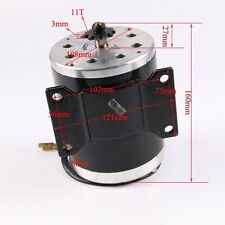 36V 500W Electric Motor Unite Motor Fits EVO Scooter Extreme MY1020 Tricycle