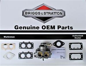 Genuine OEM Briggs & Stratton 791230  Carburetor 699709 499804