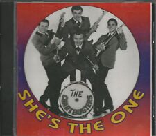 The CHARTBUSTERS - CD -  She's The One - BRAND NEW