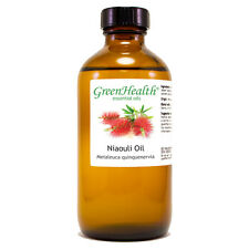 8 fl oz Niaouli Essential Oil (100% Pure & Natural) Glass Bottle