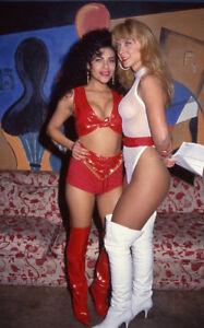 Alisha Rio Nina Hartley Celebrity Rare Exclusive 8x10 Photo 1426''