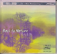 "FIM/LIM ""Back To Nature"" 32-bit Mastering UltraHD High Definition UHD CD New"