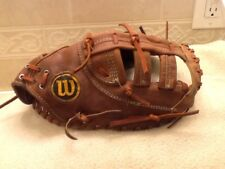 "Wilson A2000 A2800 USA 12.75"" Baseball Softball First Base Mitt Right Hand Throw"