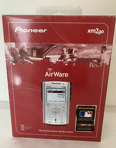 Pioneer AirWare xm2go XM Satellite Radio Receiver Portable  New
