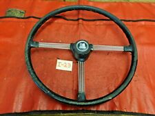 Triumph TR4, Steering wheel, Original, !!