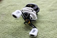 ABU GARCIA MAX PRO BAITCASTING REEL - 8 BALL BEARING - 7.1:I GEAR RATIO- RIGHT